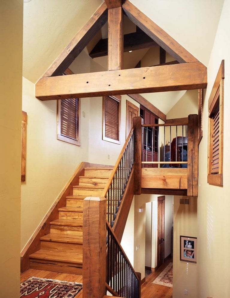 Curtis Residence Staircase